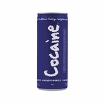 Cocaine Mild Energy Drink - 8.4 oz.