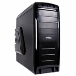 Sentey - Arvina GS-6400B Full Tower Case - Black
