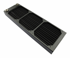 XSPC AX360 Triple Fan Radiator (Black)