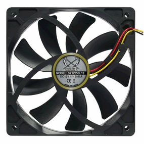 Scythe Slip Stream 120mm Case Fan (10.7dBa, 40.17CFM)