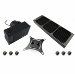XSPC RayStorm D5 AX360 Water Cooling Kit