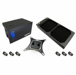 XSPC RayStorm 750 AX240 Water Cooling Kit