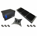 XSPC RayStorm 750 AX360 Water Cooling Kit
