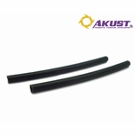 Akust Heat Shrink Tubing Kit 2.5mm - 50mm Length (5 Pack)