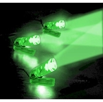 Flexiglow PC Lazer Beam LED Kit Green