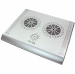 Evercool Zodiac Pure Aluminum Cooler - Silver