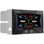 AeroCool Strike-X Touchscreen Dual-Bay Fan Controller