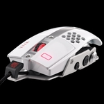 Thermaltake Level 10 M Gaming Mouse - Iron White