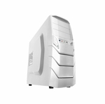 Raidmax Stingray Case - White