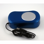 USB Beverage Chiller / Warmer - Blue