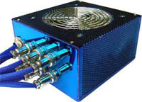 Hiper Type-R 580W Modular Power Supply - Blue