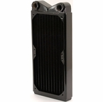 Swiftech MCR220 Quiet Power 2x120mm Radiator Rev 2