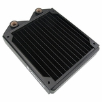 Koolance High-Flow 140mm Radiator (no nozzles)