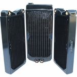 Swiftech MCR220-QP 2x120 Radiator w/ Built-in Reservoir