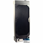 Swiftech MCR220-DRIVE 2x120 Radiator w/ Integrated Pump & Reservoir