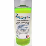 Fluid XP+ H20 Deionized Water 32Oz - Neon Green
