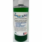 Fluid XP+ H20 Deionized Water 32Oz - Alien Green