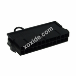 Phobya ATX-bridging plug (24 Pin) - Black