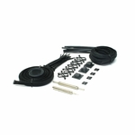mod/smart Supreme System Sleeving Kit - Black