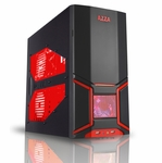 AZZA - Orion 202 Black/Red Case
