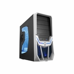 Raidmax Super Hurricane Case - Silver