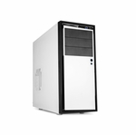 NZXT Source 210 Elite Case - White
