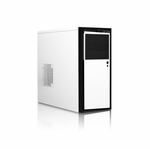 NZXT Source 210 Case - White