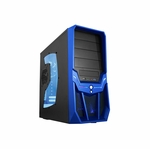 Raidmax Super Hurricane Case - Blue