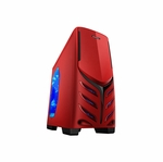 Raidmax Viper Case - Red