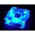 Modtek 120mm Case Fan - Blue