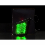 XCM Wing Fan for Xbox 360 Slim Console - Green