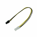 "12"" ATX 4 Pin Extension Cable"
