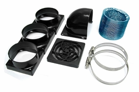 Sunbeam Overclocker Cooling Kit (Blue)