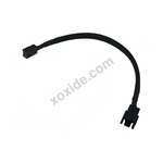 Phobya Adapter 3Pin (12V) to 3Pin (7V) 20cm - Black
