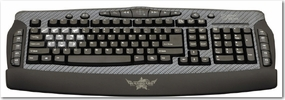 Cyber Snipa Warboard Gaming Keyboard