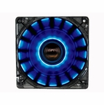 LEPA Chopper 120mm Cycling LED Case Fan - Blue