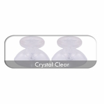 MadModz Crystal Clear XBOX 360 Controller Analog Thumbsticks (PAIR)