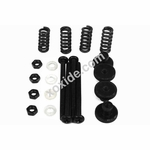 Cooler Screwpack M3 universal -  Black ( 4 screws)