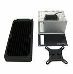 XSPC Rasa 750 RS240 Water Cooling Kit
