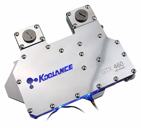 Koolance - VID-NX460 (GeForce GTX 460) Water Block