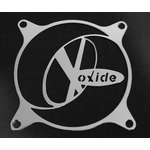 Xoxide Steel Laser Cut 80mm Fan Grill