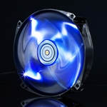 Xigmatek XAF-F1456 120/140mm LED Case Fan - Blue