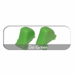 MadModz Go Green XBOX 360 Controller Left/Right Triggers (PAIR)