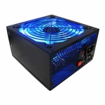 Raidmax Hybrid Series RX-530SS Modular 530W Power Supply with LED Fan