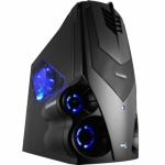 Aerocool Syclone II Black Edition Mid Tower Case