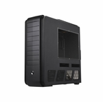 SilverStone Temjin Series TJ11B-W Black Aluminum Full Tower Case w/ Window