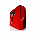 NZXT Phantom 410 Crafted Mid Tower Case - Red