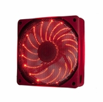 Enermax U.R.VEGAS 120mm Magnetic Case Fan � Red