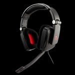 Thermaltake�Shock Gaming Headset - Black