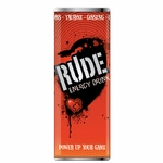 Rude Energy Drink